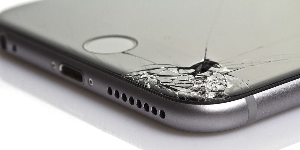 Механические воздействия айфон