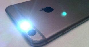 Фонарик iPhone