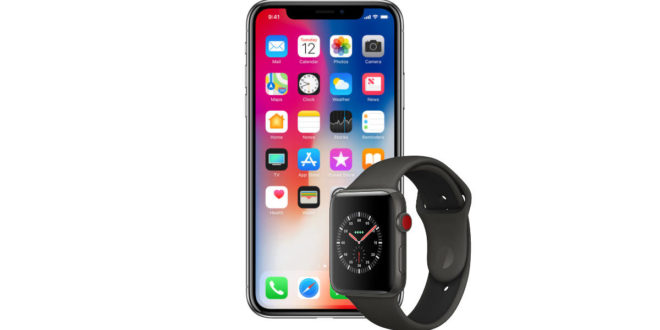 Подключение Apple Watch к Айфону