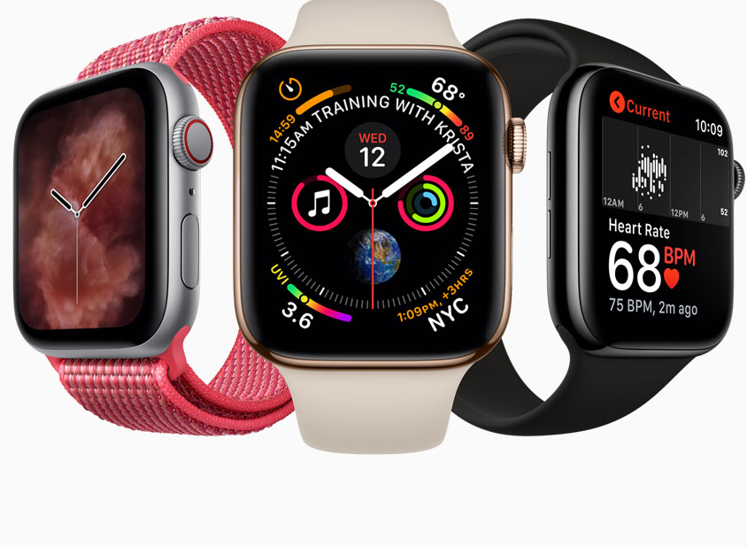 Часы Apple Watch 4 series