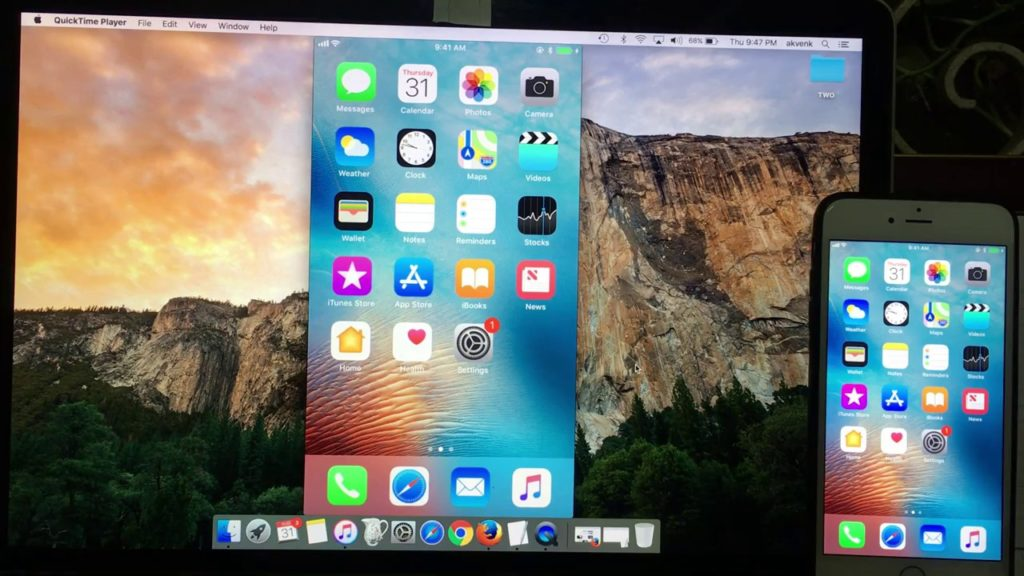 QuickTime и iPhone