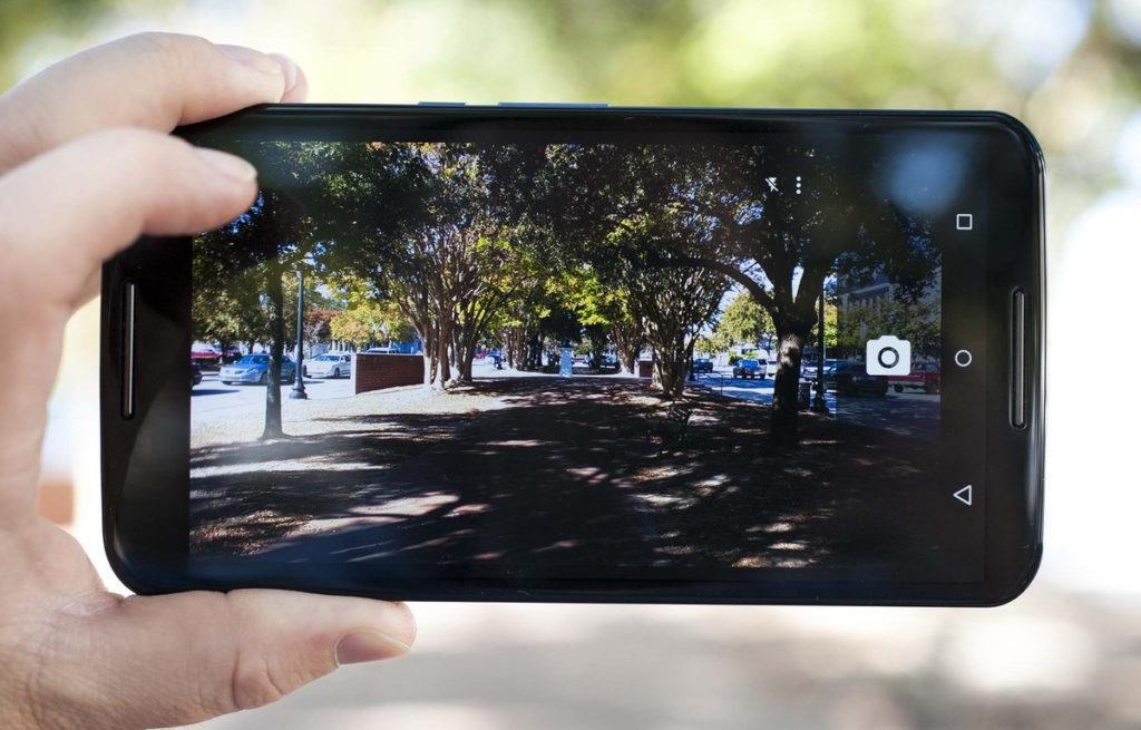 Камера на андроиде