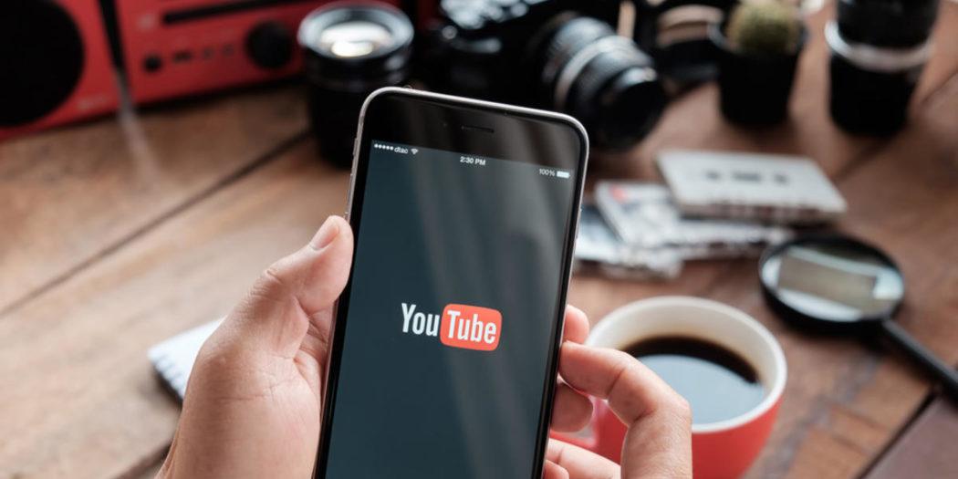 Реклама на Ютубе на андроиде