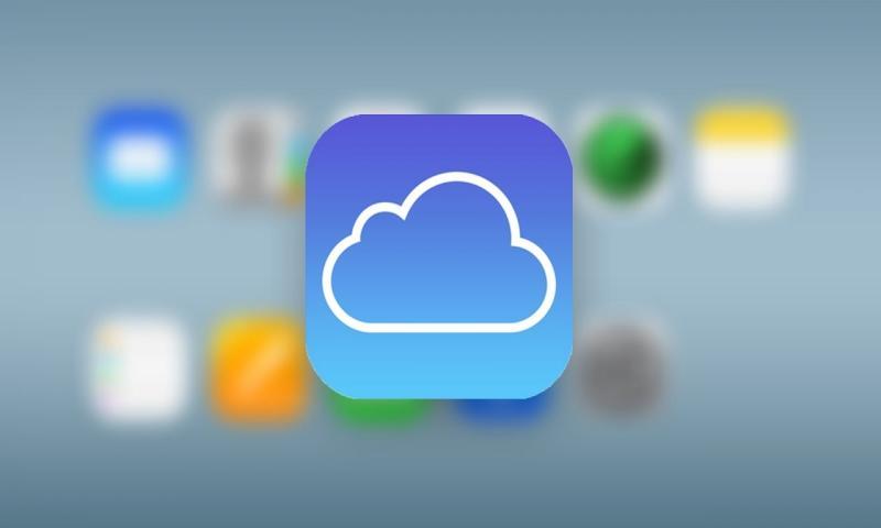 iCloud на Айфоне