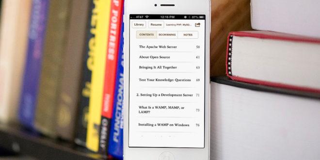 Книги на Айфоне