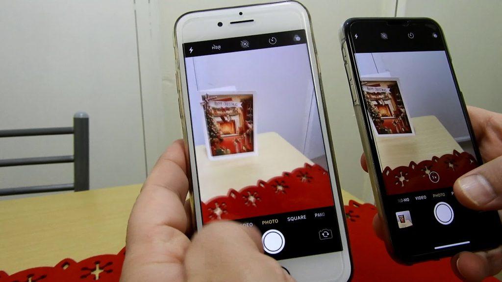 Проверка камеры Айфон