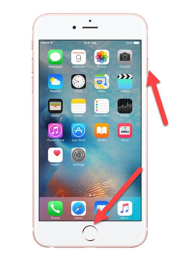 iPhone 6 Home и Питание