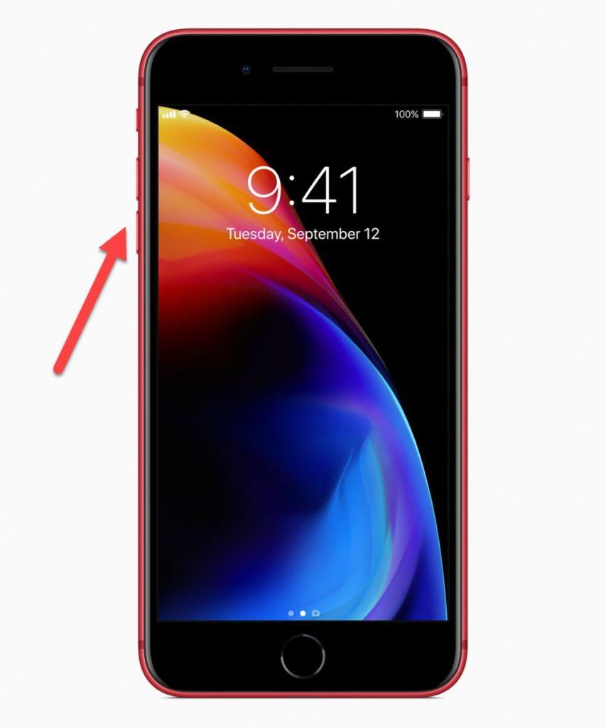 iPhone 8 Питание
