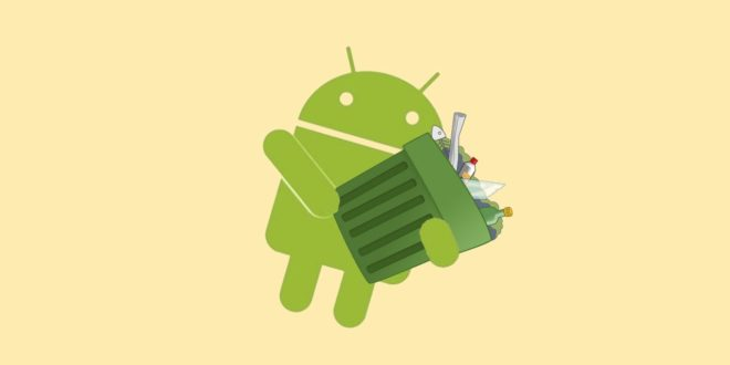 Очистка кэша Андроид