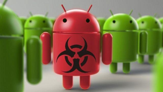 Вирусы Андроид