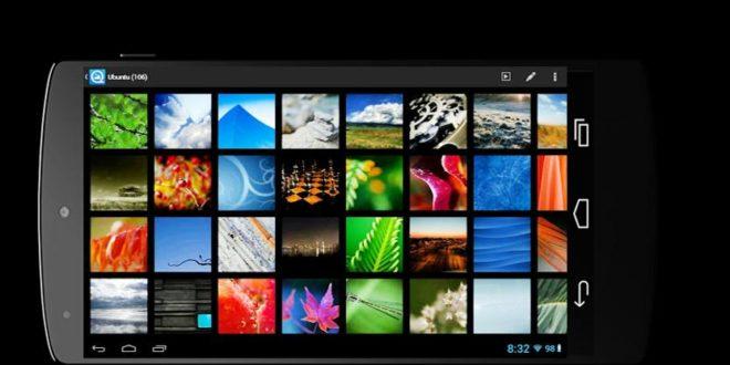 Галерея на Андроиде