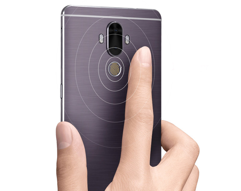 Отпечаток пальцев Андроид