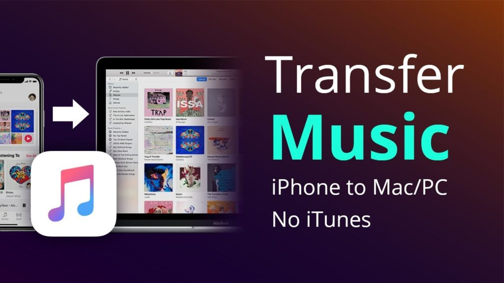 iPhone Music Transfer