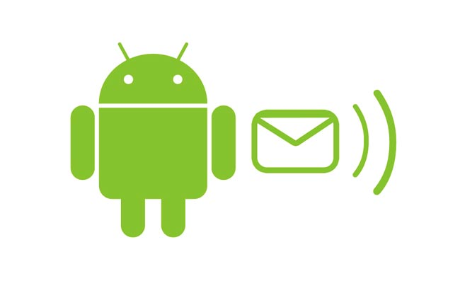 Андроид сообщения