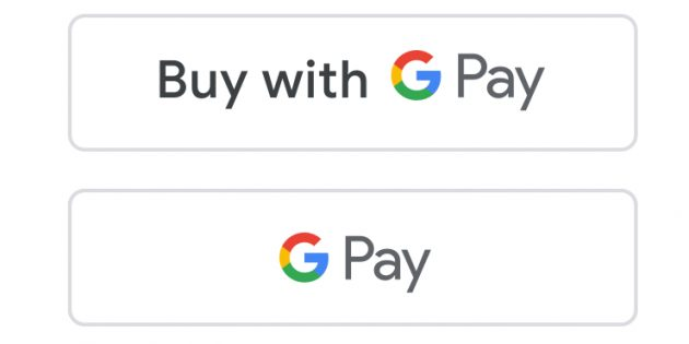 Google Pay на сайтах