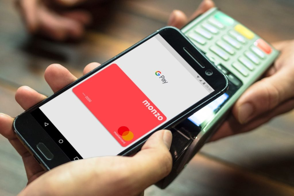Google Pay Android оплата на кассе