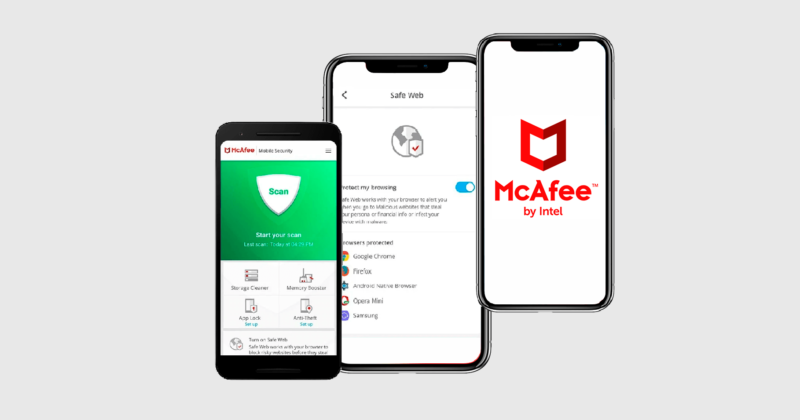 McAfee Mobile Security iOS