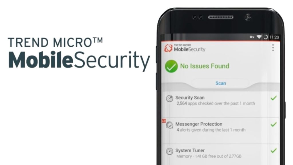 Trend Micro Mobile Security iOS