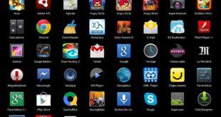 Как скрыть приложения Андроид