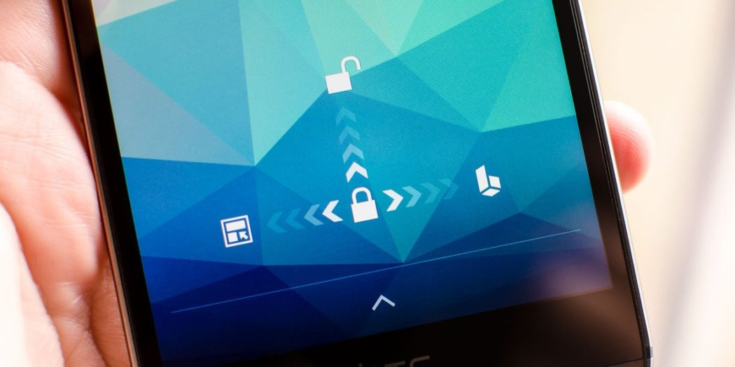 Экран блокировки Андроид обои