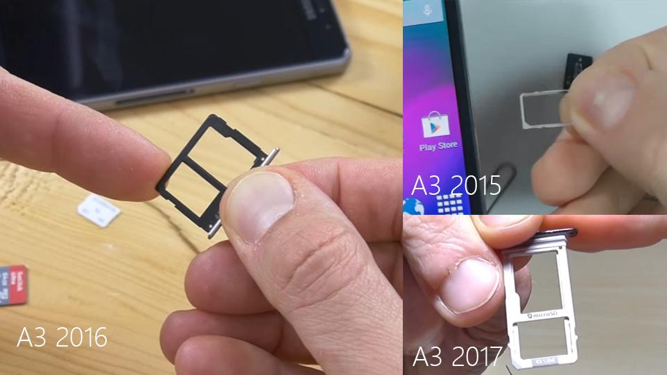 Извлекаем SIM-карту Андроид