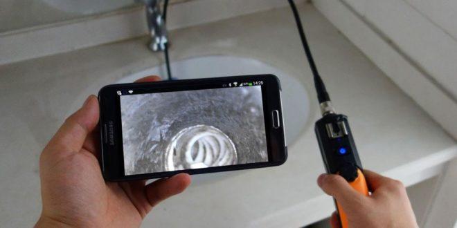 Как подключить Эндоскоп на Андроиде