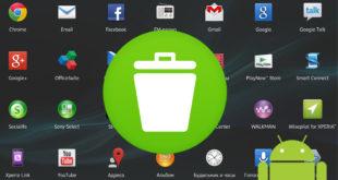 Скопировать приложения Андроид