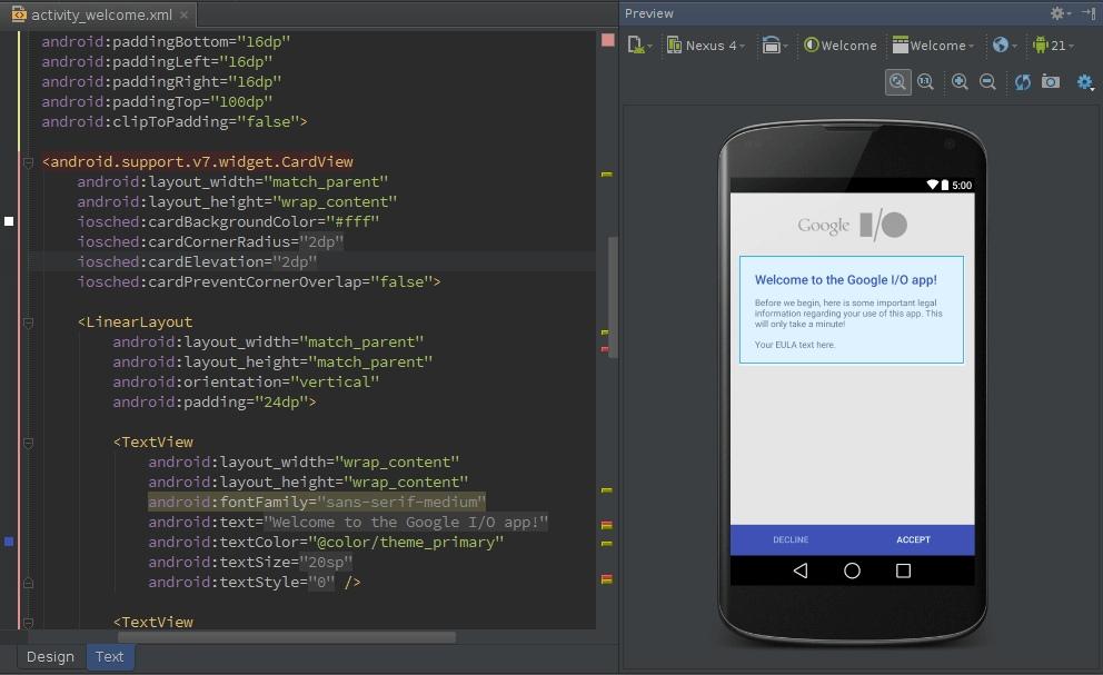 Android Studio проверка
