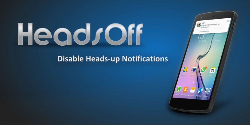 HeadsOff Android