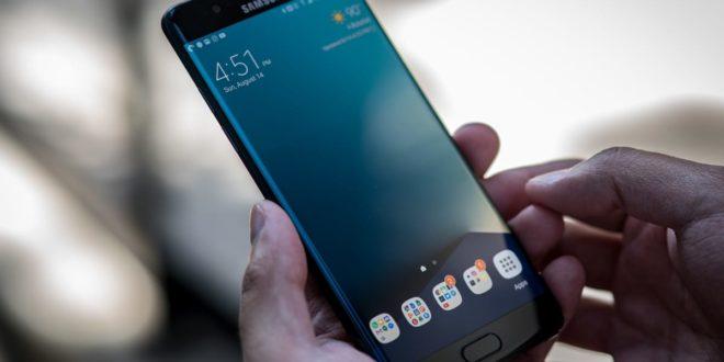 Samsung содержимое скрыто уведомления