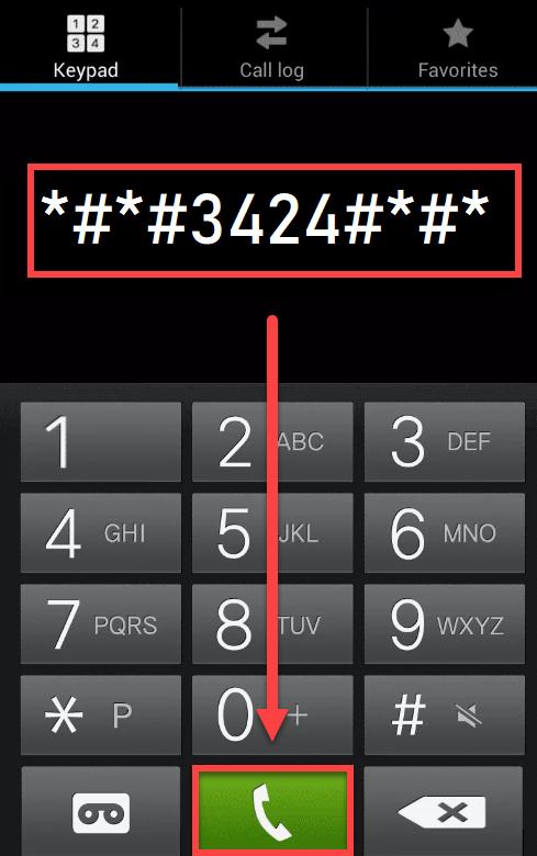 HTC инженерное меню Андроид