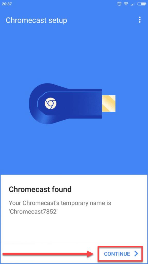 Подключение Андроида к телевизору через Chromecast - приложение Google Home информация о сети
