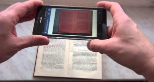 Как отсканировать документ на Андроиде