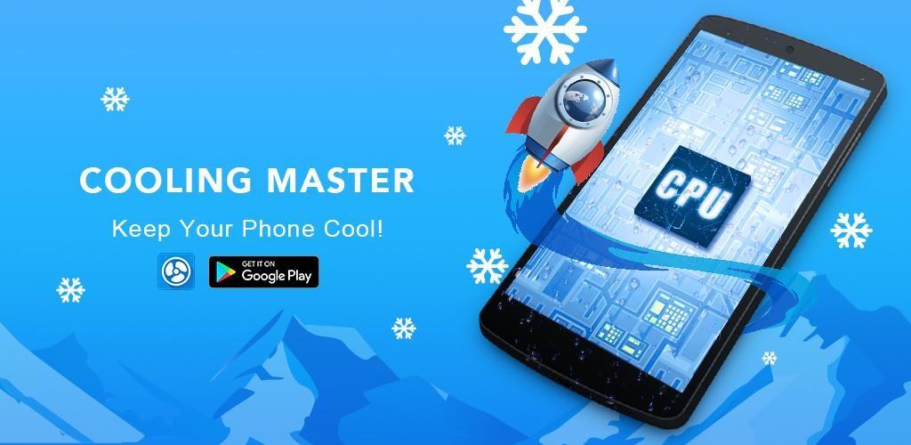 Приложение Cooler Охлади свой телефон