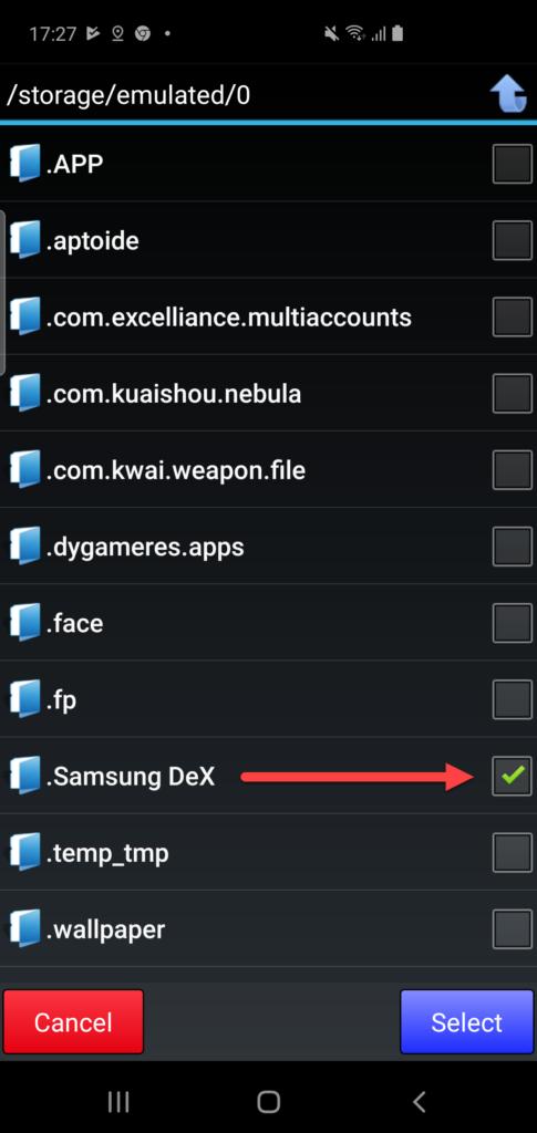 Hide Files & Folders защита пин-кодом