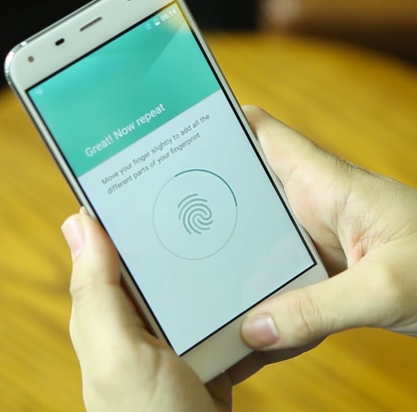 Touch ID Android