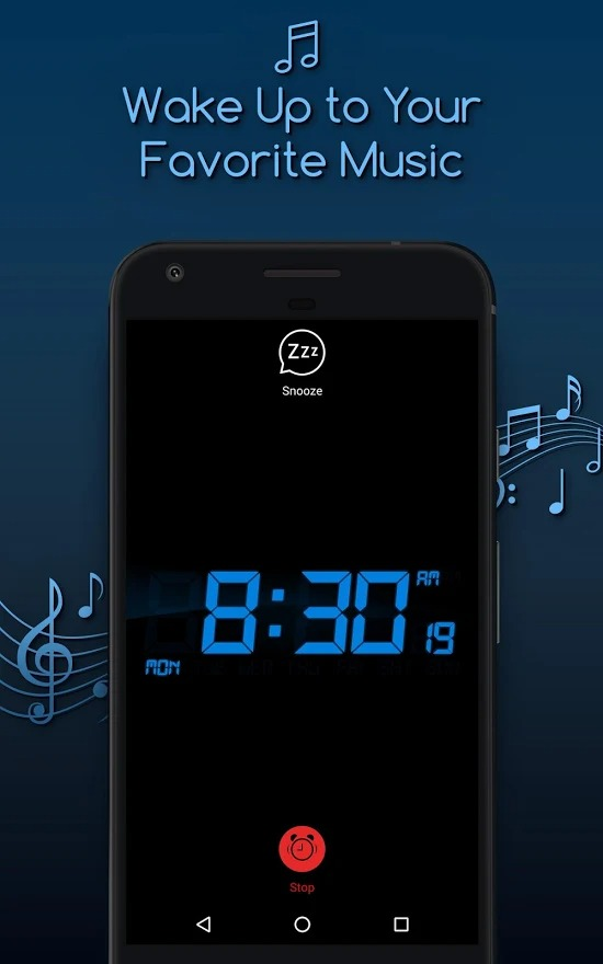 Alarm Clock for Me Android