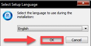 iRoot язык установки