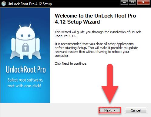 Unlock Root на ПК