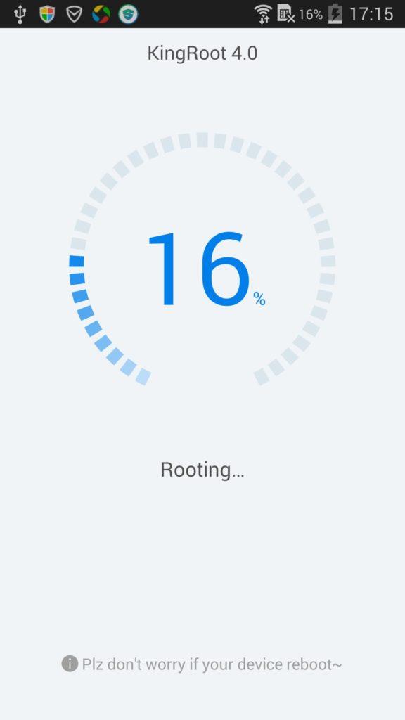 King Root Андроид рутирование