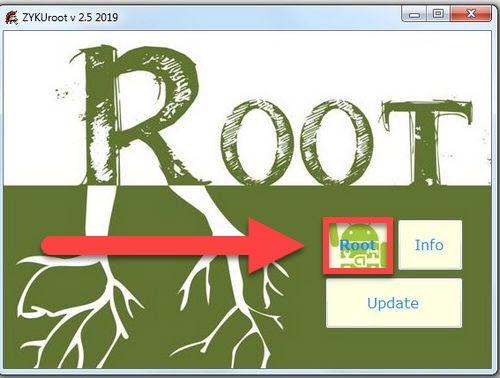 Root-права на Honor вкладка Root