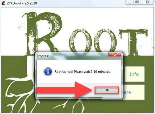 Root-права на Honor рут получен