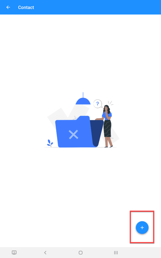 Приложение Vault иконка плюса