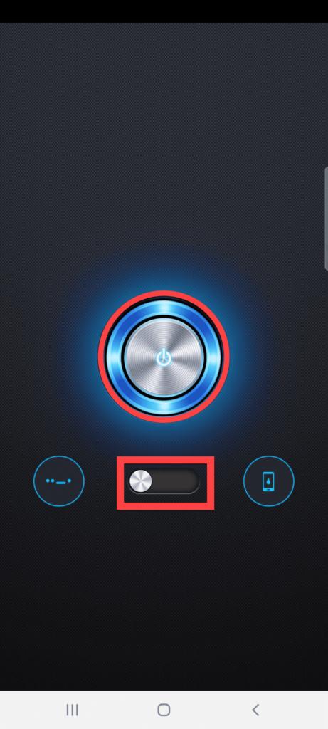 «Фонарик» приложение Андроид включить фонарик