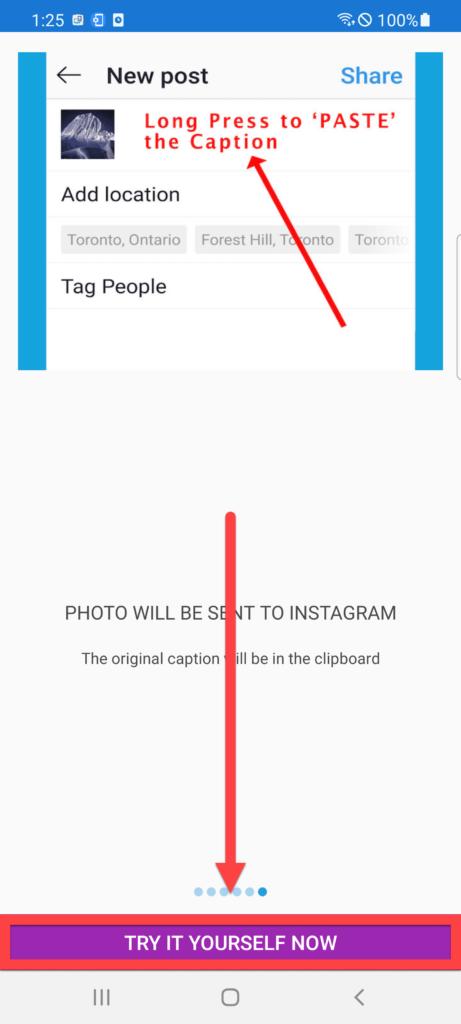 Regrann Андроид пользовательское соглашение