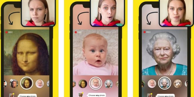 Как сделать поющее фото на Андроиде