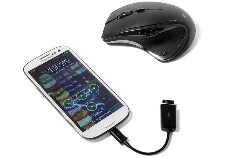 Как подключить мышь к Андроиду через Wi-Fi