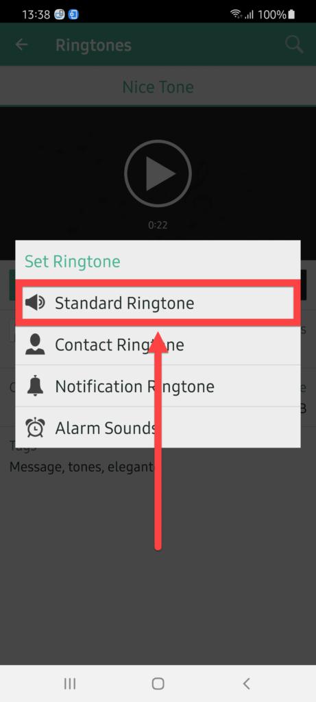 MTP – Ringtones & Wallpapers Андроид установка рингтона на телефон