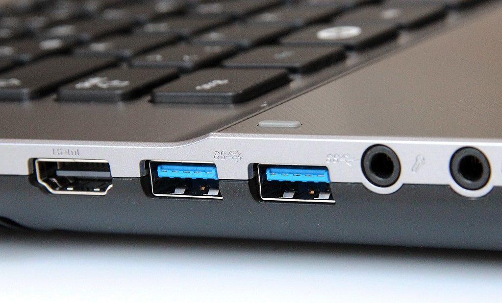 USB порты на компьютере
