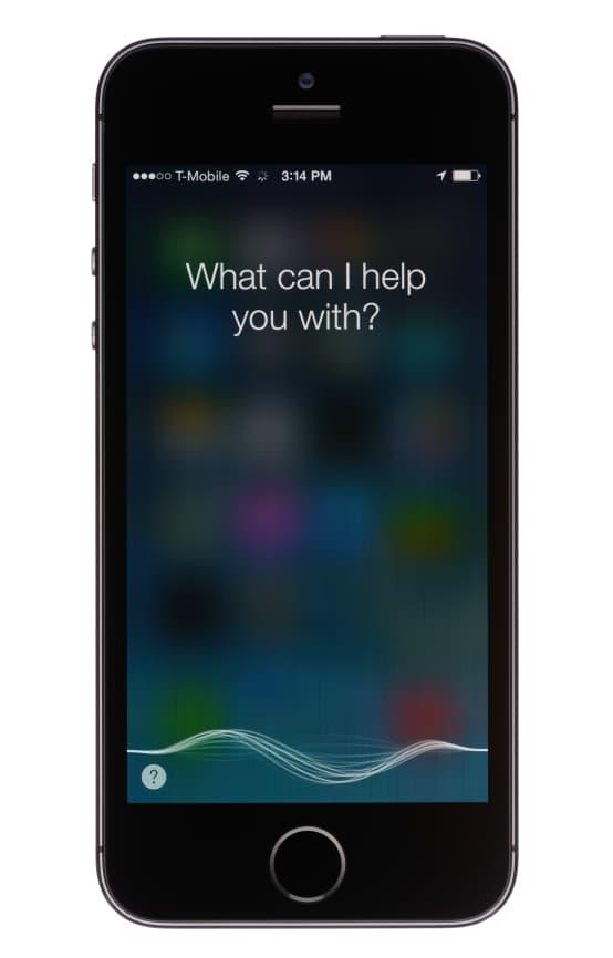 Помощник Siri на Айфоне